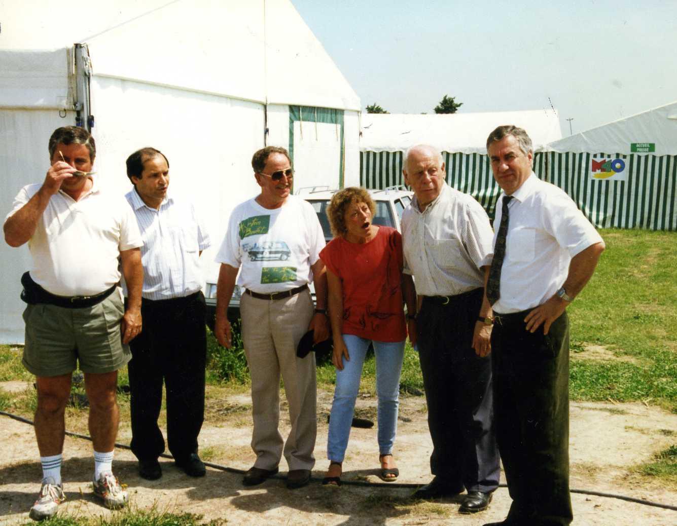 Circuit Carole Années 90