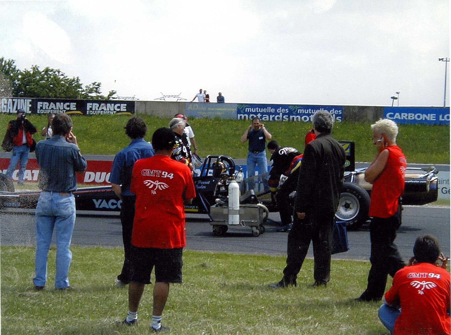 Circuit Carole Années 2000