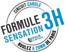 FORMULE SENSATION - 3 Heures